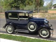 1929 Ford Ford Other Model A Tudor Sedan